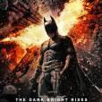Christian Bale dans  The Dark Knight Rises  de Christopher Nolan.