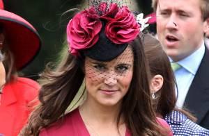Pippa Middleton, serial noceuse, éblouit au mariage d'un ami du prince William