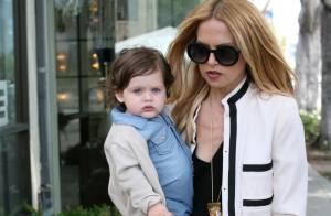 Rachel Zoe et son fils : deux fashion victimes
