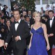 Matthew McConaughey et Reese Witherspoon, lors de la montée des marches pour le film Mud au Festival de Cannes le 26 mai 2012