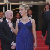 Cannes 2012 : Reese Witherspoon, enceinte et simplement resplendissante pour Mud