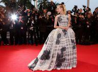 Cannes 2012 : Diane Kruger, sublime, ose un red carpet final audacieux