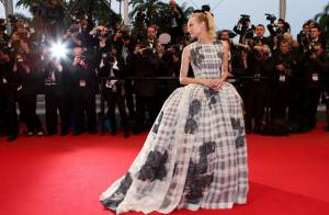 Cannes 2012 : Diane Kruger, sublime, ose un red carpet final audacieux