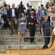 Le prince Frederik et la princesse Mary se sont joints à la reine Margrethe II de Danemark et au prince consort Henrik pour célébrer les 80 ans du yacht royal, le Dannebrog, à l'occasion d'un déjeuner sur l'eau, le 26 mai 2012 à Copenhague. Il s'agissait simultanément du 44e anniversaire du prince Frederik, lequel avait revêtu son uniforme de capitaine de la Marine.