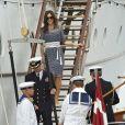 Le prince Frederik et la princesse Mary de Danemark se sont joints à la reine Margrethe II de Danemark et au prince consort Henrik pour célébrer les 80 ans du yacht royal, le Dannebrog, à l'occasion d'un déjeuner sur l'eau, le 26 mai 2012 à Copenhague. Il s'agissait simultanément du 44e anniversaire du prince Frederik, lequel avait revêtu son uniforme de capitaine de la Marine.