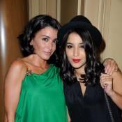 Jenifer et Leïla Bekhti brillent de beauté pour Eva Longoria