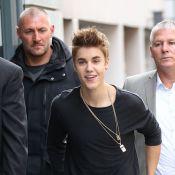 Justin Bieber : Une vitre dans la tête, un malaise, bienvenue à Paris !