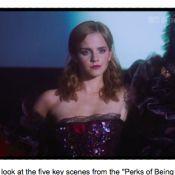 Perks of Being a Wallflower : Emma Watson, amoureuse délicieusement décalée