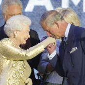 Concert jubilé : Elizabeth II en or, Kate Middleton en liesse, Charles émouvant