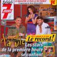 """""""Télé 7 jours en kiosques le 11 juin 2012"""""""