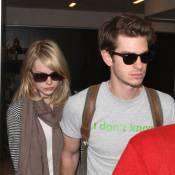 Emma Stone et Andrew Garfield : Le couple de l'été, star de Spider-Man