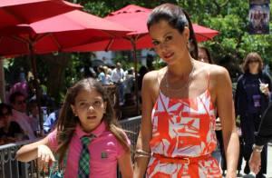 Brooke Burke: Dégustation de glaces avec sa fille pour la femme de David Charvet