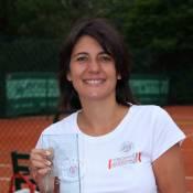 Roland-Garros 2012 : Estelle Denis reine de la terre battue pour une première