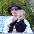 Pink et sa fille Willow, le 28 mai 2012 à Los Angeles