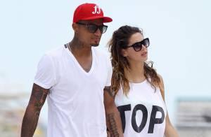 Francesco Totti, Prince Boateng: Vacances à Miami avec les sexy Ilary et Melissa