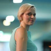 La princesse Charlene redouble de bleu pour le Mare Nostrum et Alain Bernard