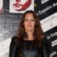 Karole Rocher lors de la cérémonie de remise des Prix Romy-Schneider & Patrick-Dewaere, à Paris, le 11 juin 2012