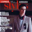 Retrouvez l'interview de Melvil Poupaud dans  L'Express Styles , 13 juin 2012.