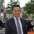 Laurent Gerra lors de la cérémonie de clôture du Champs-Elysées Film Festival, le 12 juin 2012 à Paris.
