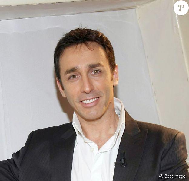 Daniel Ducruet à Rome, le 27 janvier 2009.