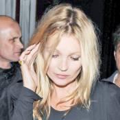 Kate Moss : Une robe bien trop transparente, un fashion faux pas