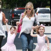 Sarah Michelle Gellar : Aussi heureuse qu'enceinte avec sa petite danseuse
