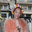 Hermine de Clermont-Tonnerre lors de la soirée d'inauguration de The Fashion Store. Paris, le 19 juin 2012.