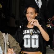 Rihanna : Tigrée, stylée et de retour à Londres