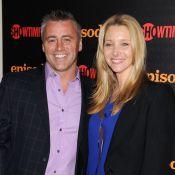 Matt Leblanc et Lisa Kudrow : Les retrouvailles de deux super 'friends'
