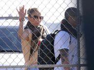 Jennifer Lopez : Ses adorables jumeaux ne la quittent jamais, même en tournée