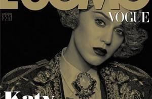 Katy Perry : Belle en blonde façon Madonna, elle se confie sur son divorce
