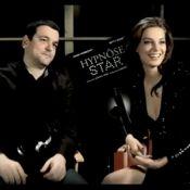 Joann Sfar et Daria Werbowy : Rencontre glamour dans les coulisses Lancôme