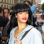 Rihanna : Radieuse, elle profite de ses records au Royaume-Uni