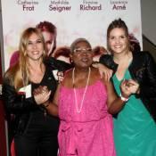 Mathilde Seigner, Firmine Richard et Laurence Arné : un trio enjoué pour Bowling