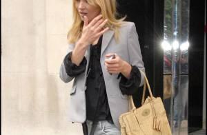 PHOTOS : Kate Moss perd ses cheveux...