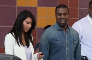 Kanye West : Très famille avec Kim Kardashian, mais érotique avec Anja Rubik