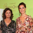 """Susan Sarandon et sa fille Eva Amurri en juin 2011."""