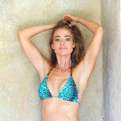 Denise Richards : Ultrasexy à 41 ans, elle pose en bikini avec bonheur