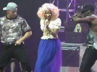 Nicki Minaj : La rappeuse ultra sexy met le feu au Zénith de Paris