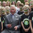 Le prince Charles a fait la connaissance de la grenouille d'Equateur qui porte son nom lors d'un événement (Green Ambassadors Summit) en faveur de l'environnement, organisé le 5 juillet 2012 dans sa ferme biologique d'Highgrove sous l'égide de la WWF.