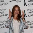 Emilie Dequenne lors de l'avant-première du film A perdre la raison dans le cadre du festival Paris cinéma le 8 juillet 2012