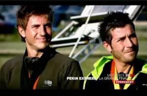 Pekin Express 2012 : Une grande finale sur terre, sur mer et dans les airs !