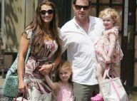 PHOTOS : Brooke Shields, en famille : la vie est belle !