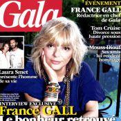 France Gall bouleversante et de retour à la musique : 'Je suis vraiment apaisée'