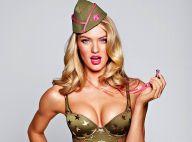 Candice Swanepoel : Sexy en militaire, lapin ou geisha pour Victoria's Secret