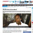 Le 15 juillet 2012, avant de partir pour Londres sans savoir s'il disputera les JO, Gaël Monfils est sorti de son silence pour L'Equipe (édition du 17 juillet 2012) et raconte comment il a surmonté la dépression pour retrouver le fighting spirit.