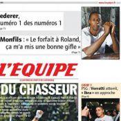 Gaël Monfils : Rasé, mystique et débridé, de la dépression au fighting spirit
