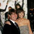 Tom Cruise et Katie Holmes en 2008