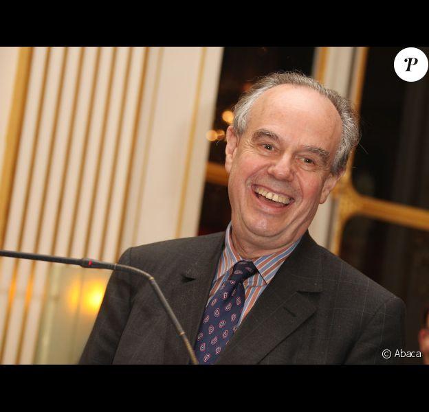 Frédéric Mitterrand en mars 20122 à Paris