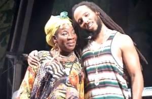 Rita Marley : 'Bob a fait de moi une femme, une mère, un guide... Je l'aime !'